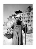 Beggar Woman in Manchukuo  1935