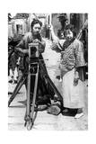 Chinese Filmmakers in Canton  1925