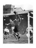 Football Match at Hampden Park  Glasgow  1935