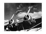 Martin M-130 Transpazifik-Clipper vor dem Start  1935