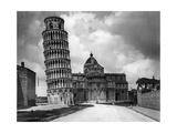 Schiefer Turm von Pisa  1928