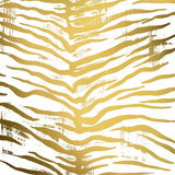 Gold Nairobi Square II (gold foil)