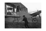 Berliner Flugwoche auf dem Flugfeld Johannisthal  1909