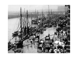 Hafen von Boston  1931