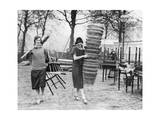 Ywca Helpers During the General Strike in London  1926