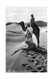 Gebet in der Wüste  1935