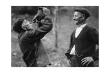 Männer in Spanien  1929