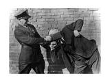 Polizei in Indianapolis  1933