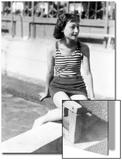Der chinesische Filmstar Yen Tschou Schin  1935