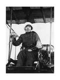 Die belgische Pilotin Helene Dutrieu  1913
