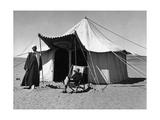 Zelt in Ägypten  1930
