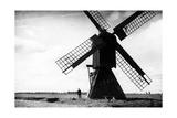 Windmill Near Gdansk  1936