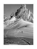 Skiing Near Cortina D'Ampezzo  1920S