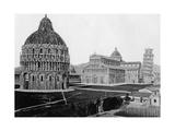 Der Domplatz (Piazza del Duomo) in Pisa