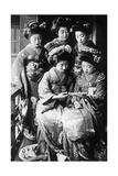 Girls in Japan  1933
