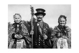 Silesian Traditional Costumes