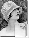 Hutmode für Frauen  1927