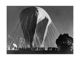 Stratospheric Balloon of the Belgian Scientist Cosyns  1934