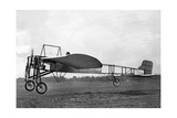 Blèriot Xi Airplane in England  1909