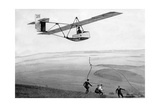 Gliding in the Rhoen Mountains  1928