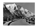 Grossglockner Road  1935
