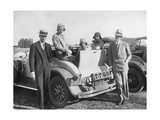 Polo Society in Argentina  1929