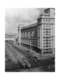 Hotel 'Moskwa' in Moscow  1939