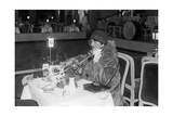 Table Telephone in the Dance Palace  1929