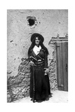Armed Female Mexican  1914