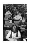 Schüler in Karelien  1930er Jahre