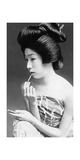 Japanese Geisha  1935
