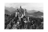 Neuschwanstein Castle before 1945