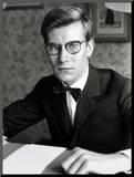 Yves Saint Laurent  July 1960