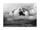 Berg Fuji in Japan  1930er Jahre
