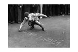 Kundgebung der Volksfront in Paris  1934