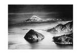 Berg Fuji in Japan  ca 1930er Jahre