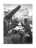 Markt in Schneidemühl  1936