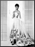 "Audrey Hepburn ""Sabrina Fair"" 1954  ""Sabrina"" Directed by Billy Wilder Custome by Edith Head"