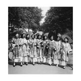 Schönheitswettbewerb in China  1930