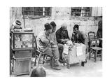 Schreiber in der Türkei  1936