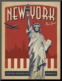 New York  NY (Statue of Liberty)