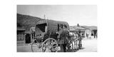 Reisewagen in Anatolien  1926