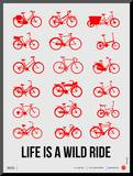 Life is a Wild Ride Poster II