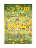 The New Yorker Cover - March 15  1969