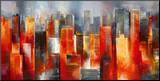 Metropolis Vista I