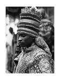 Abessinischer Priester  1935