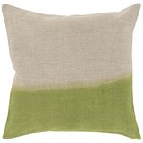Dip Dyed Pillow Poly Fill - Lime