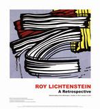 Little Big Painting Reproduction d'art par Roy Lichtenstein