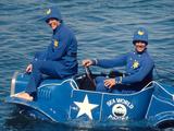 Vintage SeaWorld Police