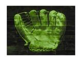 Baseball Glove - Green
